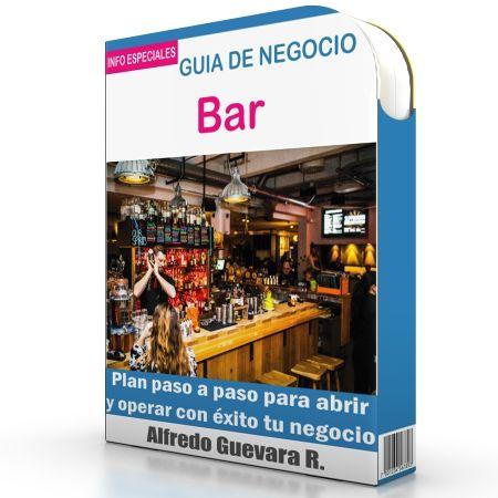 Como abrir un bar guias de negocio for Como abrir un bar