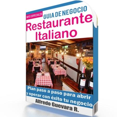 Como Abrir Un Restaurante Italiano Gua De Negocio